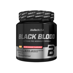 Black Blood NOX+ 330g-Biotech USA