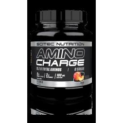 Amino Charge 570g Scitec Nutrition-Pre entrenamiento