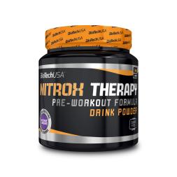 Nitrox Therapy 340g Biotech USA- Pre entrenamiento