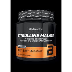 Citrulina Malato 300gr-BiotechUsa
