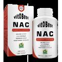 NAC 300MG-Vitobest. Acetil-cisteina protector hepatico.