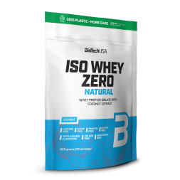 Iso Whey Zero NATURAL 1816g- Biotech Usa