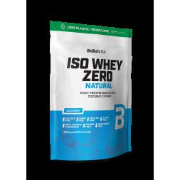 Iso Whey Zero NATURAL 500g- Biotech Usa