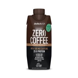 Zero Coffee-330ml-Biotech Usa- Proteína+cafeína