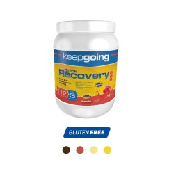 Keepgoing Quick Recovery 600gr-Recuperador completo SIN...