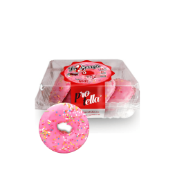 Protella Joe & Gerry's-Donuts Fit-Pink-Pack 5 berlinas