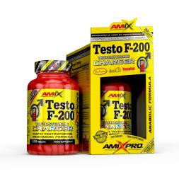 Testo F-200 Amix Pro 100 tabs Precursor Testosterona Natural