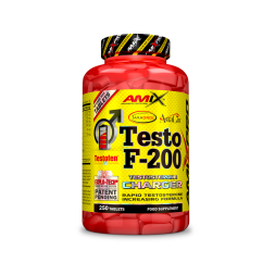 Testo F-200 Amix Pro 250 tabs Precursor Testosterona Natural