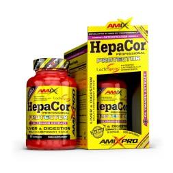 HepaCor Protector Amix Pro 90caps Salud Hepática y digestiva