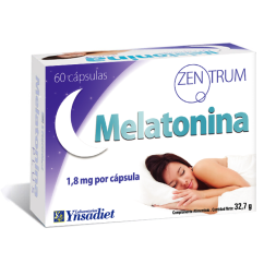 Melatonina 1,8 mg Ynsadiet Zentrum