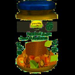 Crema de avellanas 100% Bio Granovita 350gr