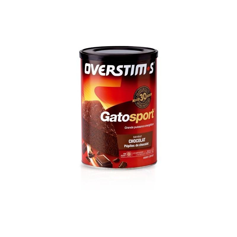 GATOSPORT PASTEL ENERGÉTICO-OVERSTIMS