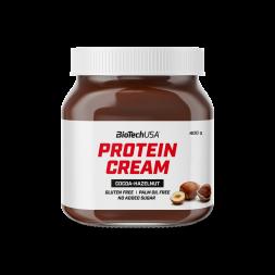 Protein Cream 400gr Biotech USA