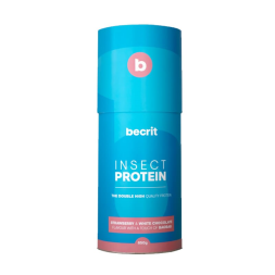 Becrit Insect Protein Fresa con Chocolate Blanco y Baobab...