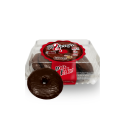 Protella Joe & Gerry's Donuts Fit Chocolate negro Pack 5...