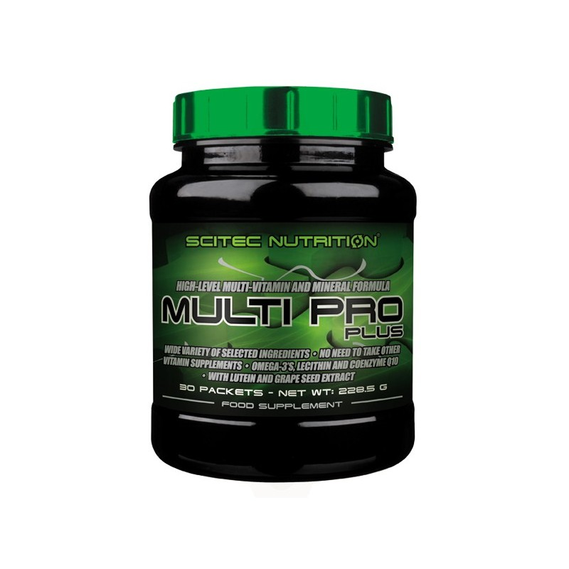 MULTIPRO PLUS 30 PACKS SCITEC NUTRITION