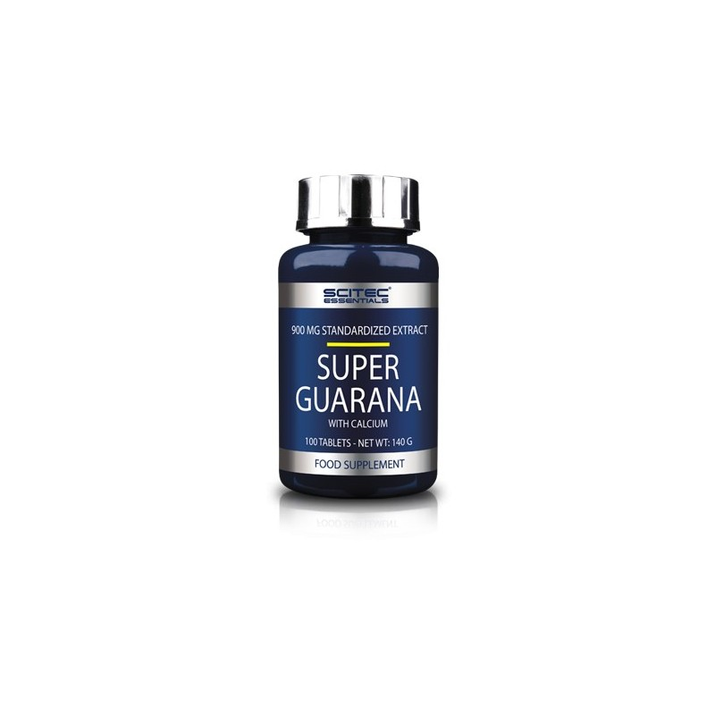 SUPER GUARANA 100CAPS SCITEC NUTRITION