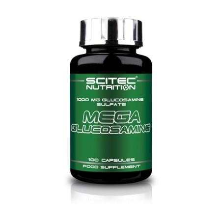 MEGA GLUCOSAMINE 100CAPS SCITEC NUTRITION