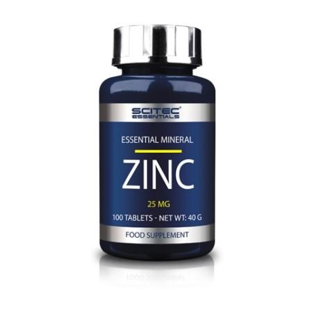 ZINC 100CAPS SCITEC NUTRITION