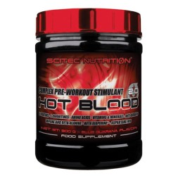 HOT BLOOD 2.0 300gr