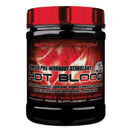 HOT BLOOD 3.0 300gr SCITEC NUTRITION