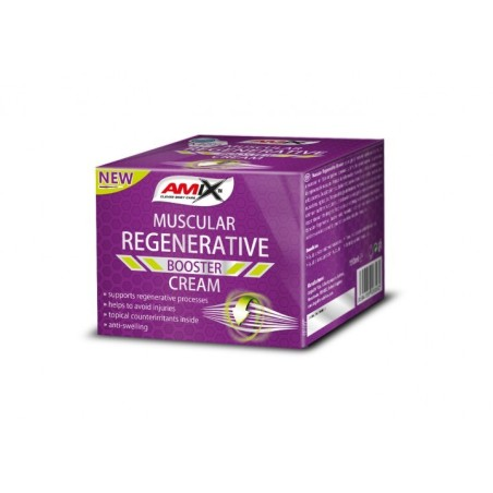 MUSCULAR REGENERATIVE BOOSTER CREAM- AMIX
