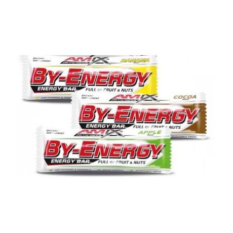 BARRITA ENERGÉTICA BY ENERGY-AMIX PERFORMANCE