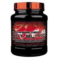HOT BLOOD 3.0 820gr SCITEC NUTRITION