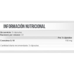 CO-Q10 50mg 100CAPS  SCITEC NUTRITION