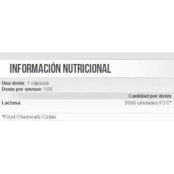 LACTASE ENCYME 100CAPS SCITEC NUTRITION