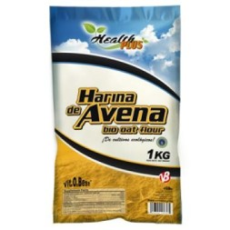HARINA DE AVENA 1KG SABORES VITOBEST ECO