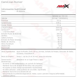 CARNILEAN BURNER 480ML AMIX