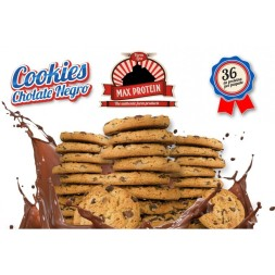 COOKIES PROTEINA 1X4UD-PEPITAS CHOCOLATE-MAX PROTEIN