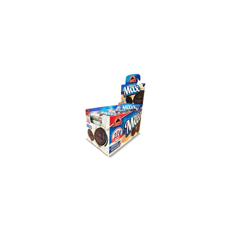 BLACK MAX (OREO)-12PACK X 4ud-MAX PROTEIN