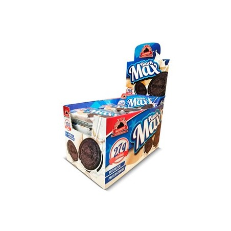 BLACK MAX (OREO)-12 PACK X 6ud-MAX PROTEIN