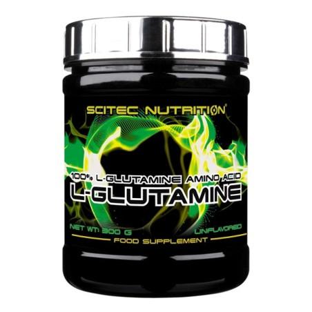 L-GLUTAMINE 600GR SCITEC NUTRITION