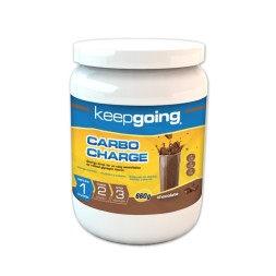 ENERGY CARBO CHARGE- KEEPGOING-660GR-BEBIDA RECARGA ENERGETICA