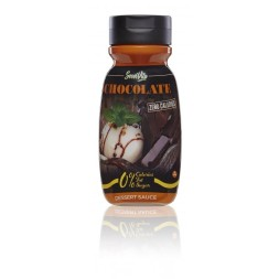 SIROPE CHOCOLATE 0% CALORIAS - SERVIVITA 305ML