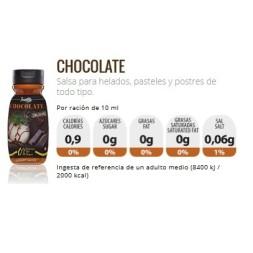 SIROPE CHOCOLATE 0% CALORIAS - SERVIVITA 305ML