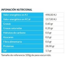 ATUN CLARO AL NATURAL-LATA 160GR-RIBEIRA