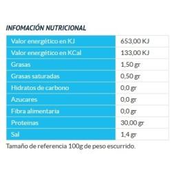 PECHUGA DE PAVO AL NATURAL-LATA 160GR-RIBEIRA