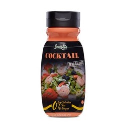 SALSA ROSA - COCKTAIL 0% CALORIAS - SERVIVITA 305ML