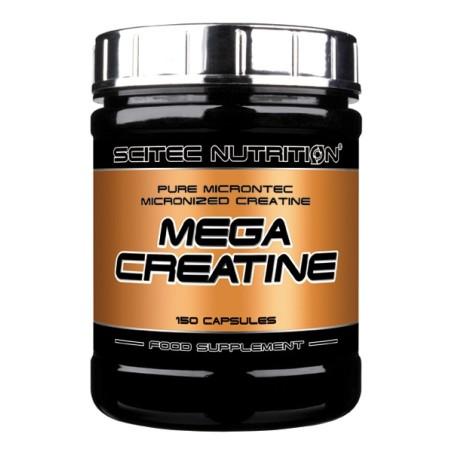 MEGA CREATINE 150CAPS SCITEC NUTRITION