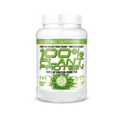 PLANT PROTEIN 900GR-SCITEC