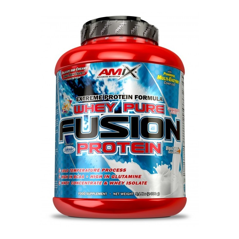 WHEY PURE FUSION 2.3KG AMIX