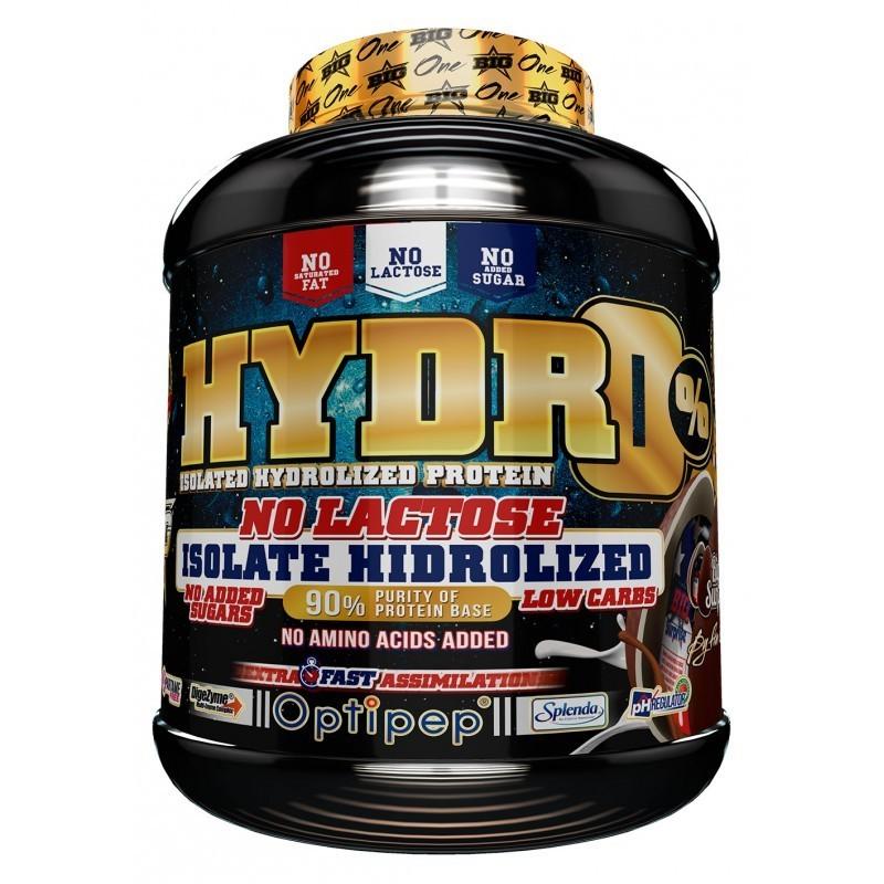 HYDR0%- Aislado hidrolizado de suero Optipep 90%