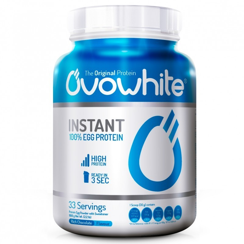 OvoWhite INSTANT NATURAL