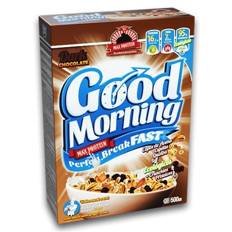 CEREALES ECOLOGICOS- GOOD MORNING PERFECT BREAKFAST-MAX PROTEIN