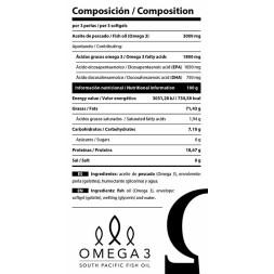SUPER OMEGA 3-100CAPS- DOBLE POTENCIA-VITOBEST