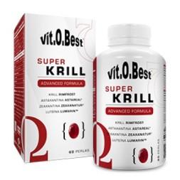 SUPER KRILL 60 PERLAS-VITOBEST-ACEITE DE KRILL RIMFROST™